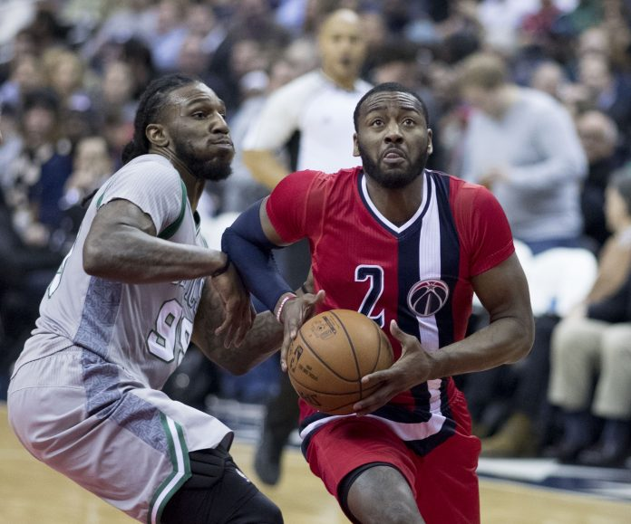 John Wall vs Jae Crowder