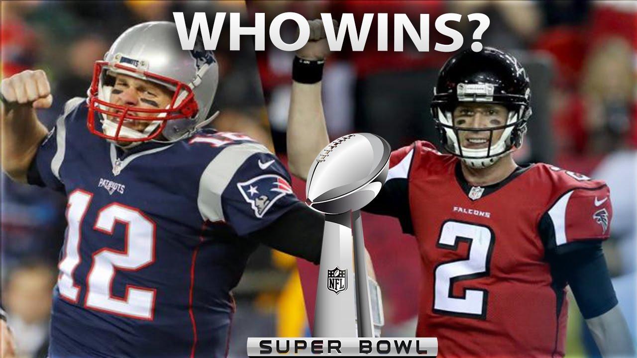 Super Bowl 51 New England Patriots Vs Atlanta Falcons