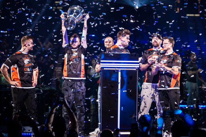 DreamHack Masters Las Vegas 2017 Champions Are Virtus.Pro