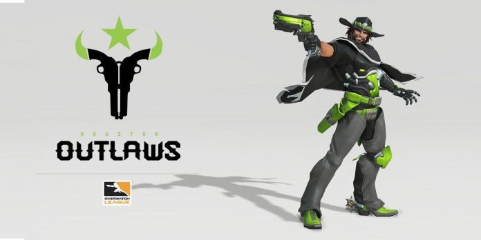 Houston Outlaws Mccree