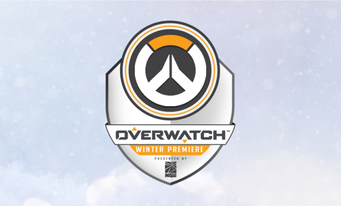 Overwatch Winter Premiere Logo