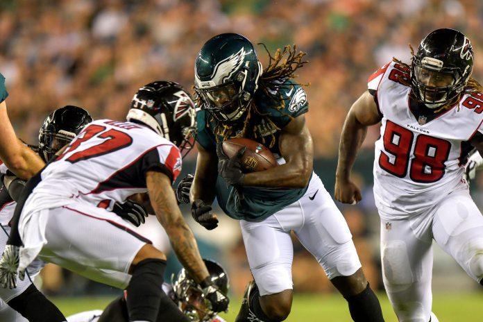 Philadelphia Eagles vs Atlanta Falcons Sep 6th 2018