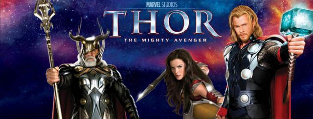 Thor The Mighty Avenger Slot Machine