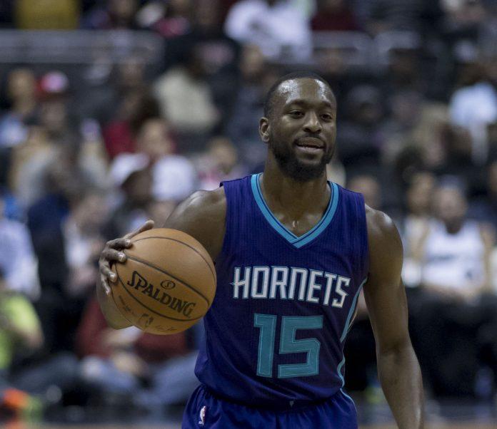 Charlotte Hornets Kemba Walker