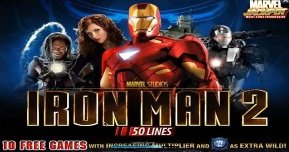 Ironman 2 Slots Machine