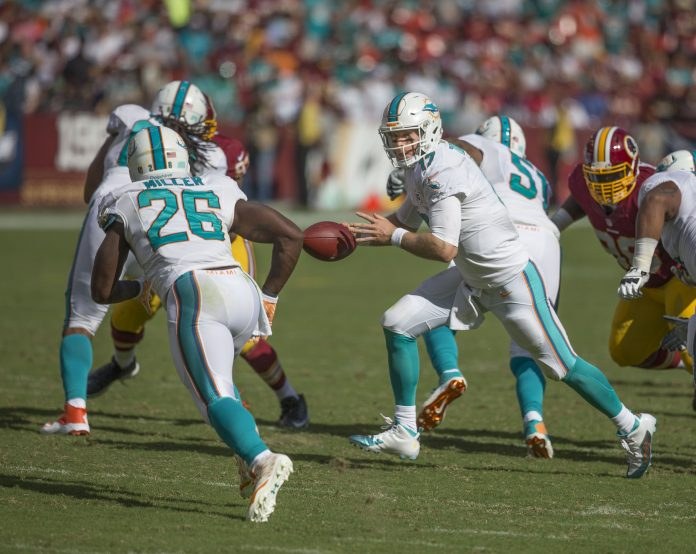 Miami Dolphins Rushing
