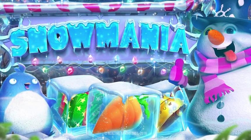 Snowmania Slots