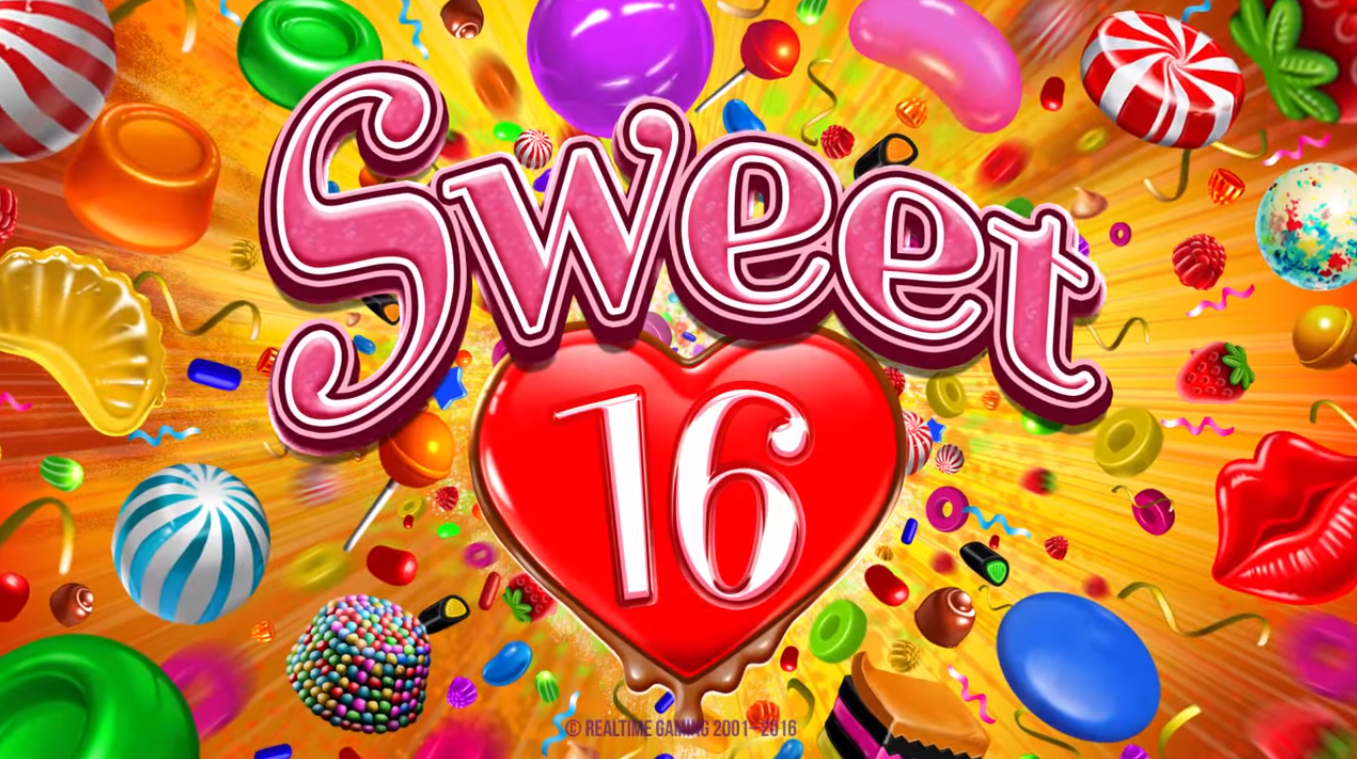 Sweet 16 Slots Review
