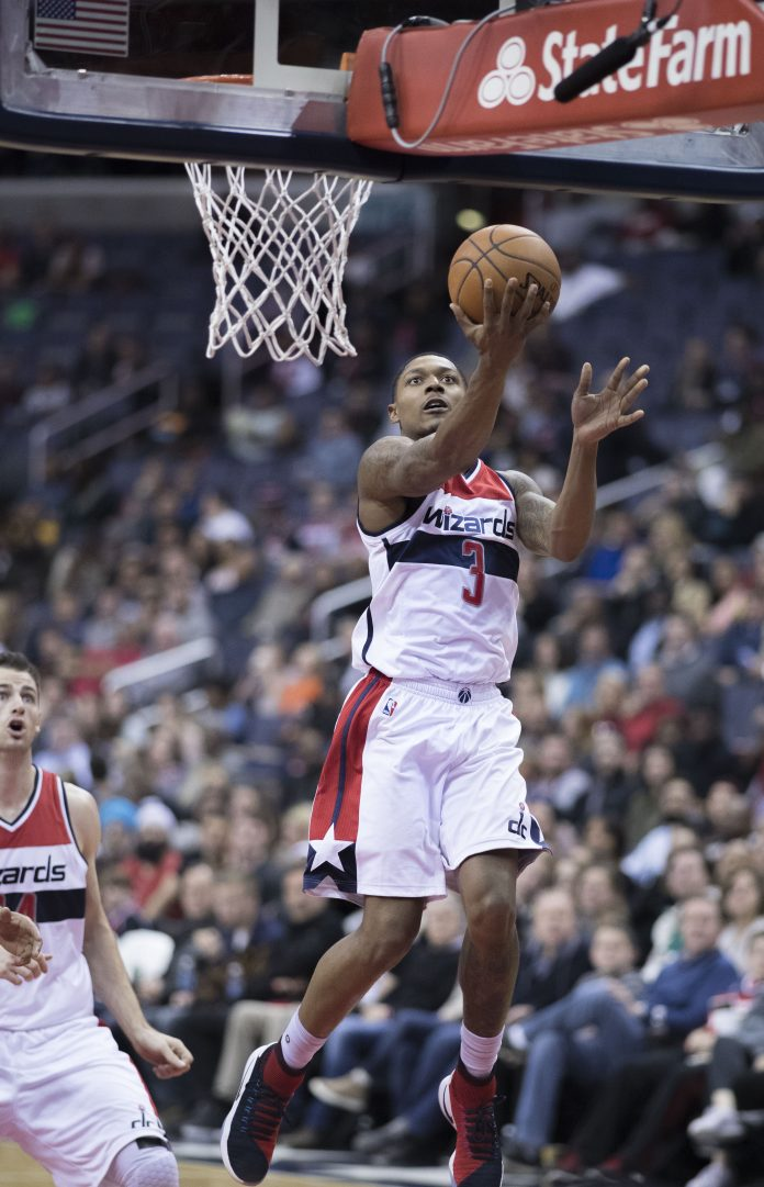 Washington Wizards Bradly Beal